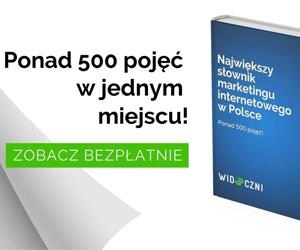 Największy słownik marketingu internetowego w Polsce