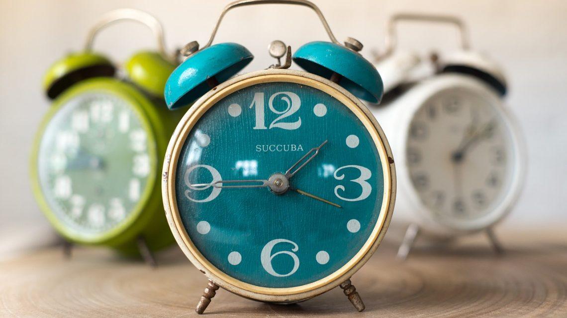 Nowoczesny zegar dla każdego